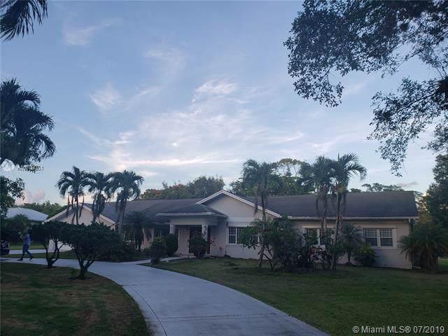 9501 SW 93rd Ct, Miami, FL 33176 (MLS #A10709381) :: Grove Properties