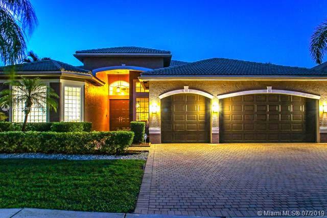 18531 SW 44th St, Miramar, FL 33029 (MLS #A10709391) :: Green Realty Properties