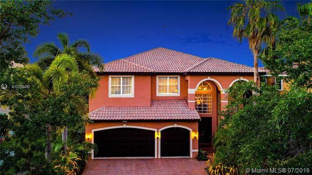 19303 SW 39th St, Miramar, FL 33029 (MLS #A10709430) :: Green Realty Properties