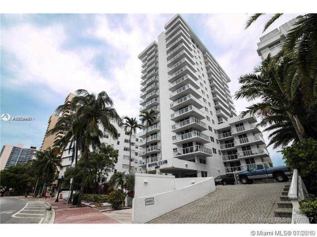 2457 Collins Ave #503, Miami Beach, FL 33140 (MLS #A10709460) :: Grove Properties