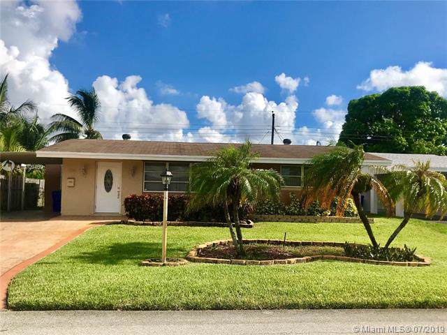 8801 NW 16th Street, Pembroke Pines, FL 33024 (MLS #A10709469) :: The Brickell Scoop