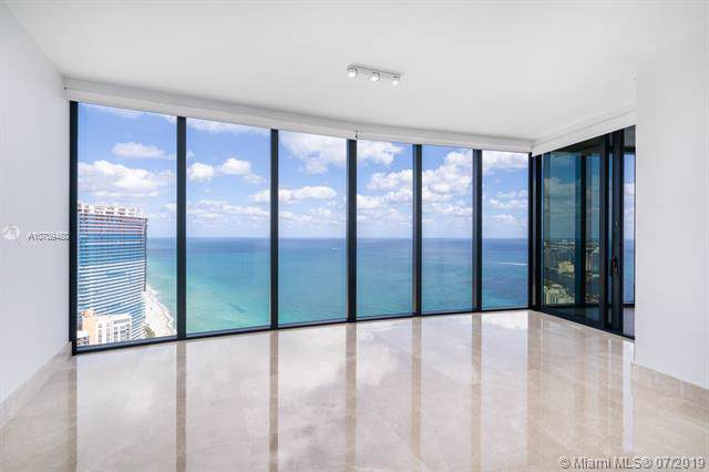 18555 Collins Ave #5105, Sunny Isles Beach, FL 33160 (MLS #A10709480) :: The Teri Arbogast Team at Keller Williams Partners SW