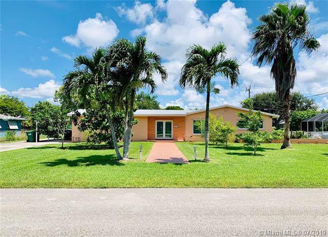 8421 SW 142nd St, Palmetto Bay, FL 33158 (MLS #A10709528) :: Grove Properties