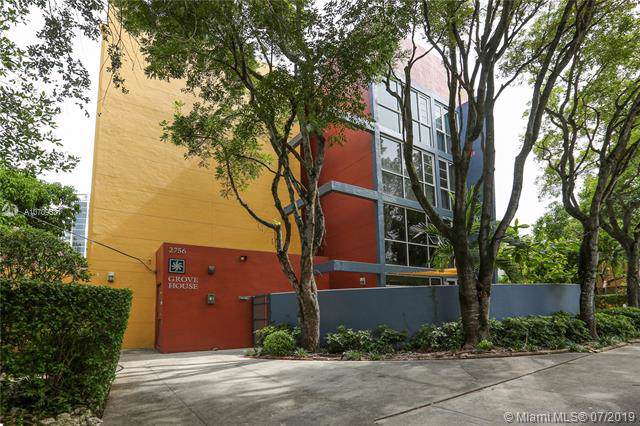 2756 Day Ave #204, Coconut Grove, FL 33133 (MLS #A10709631) :: Grove Properties