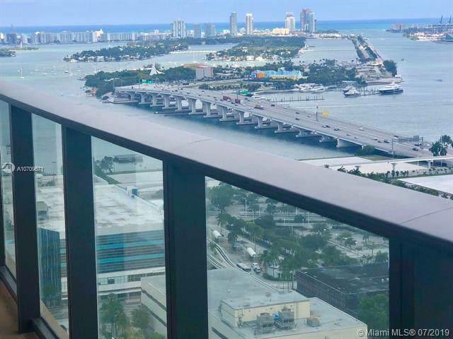 1600 NE 1 AVE #3408, Miami, FL 33132 (MLS #A10709671) :: Prestige Realty Group
