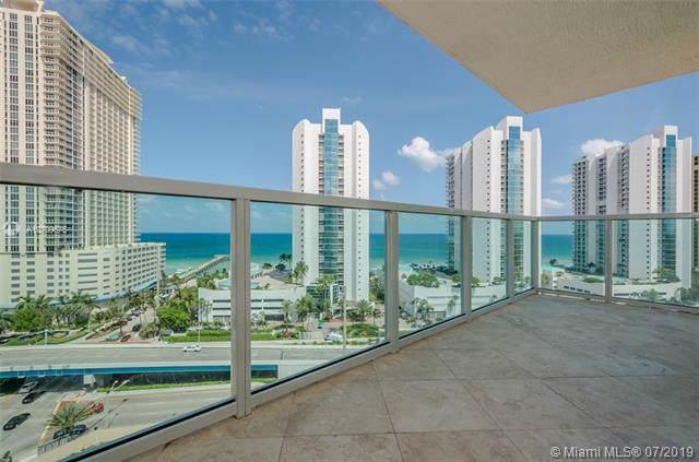 150 Sunny Isles Blvd 1-1406, Sunny Isles Beach, FL 33160 (MLS #A10709675) :: Lucido Global