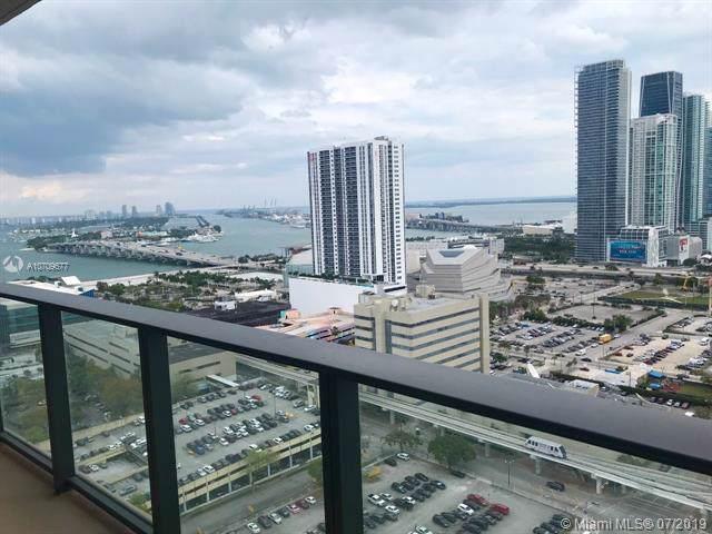 1600 NE 1 AVE #3609, Miami, FL 33132 (MLS #A10709677) :: Prestige Realty Group