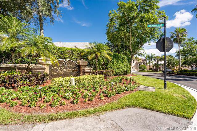 10646 NW 48th St, Coral Springs, FL 33076 (MLS #A10709690) :: Grove Properties