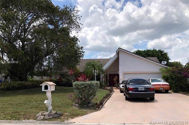 163 Sandpiper Ave, Royal Palm Beach, FL 33411 (MLS #A10709709) :: Grove Properties