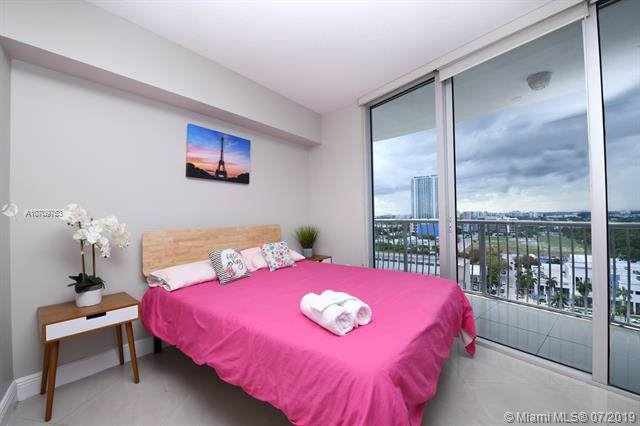 1750 N Bayshore Dr #1815, Miami, FL 33132 (MLS #A10709753) :: Ray De Leon with One Sotheby's International Realty