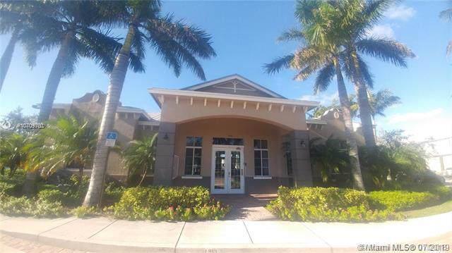 970 Tortuga Ln #970, Riviera Beach, FL 33404 (MLS #A10709760) :: The Teri Arbogast Team at Keller Williams Partners SW