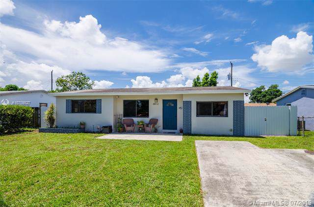 6812 SW 20th Ct, Miramar, FL 33023 (MLS #A10709827) :: Grove Properties