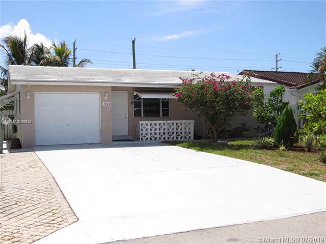3820 NE 14th Ave, Pompano Beach, FL 33064 (MLS #A10709844) :: The Brickell Scoop