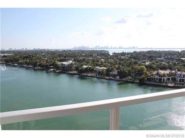6700 Indian Creek Dr #1406, Miami Beach, FL 33141 (MLS #A10709908) :: Castelli Real Estate Services