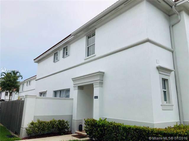 15651 SW 40th St #258, Miramar, FL 33027 (MLS #A10709952) :: Green Realty Properties