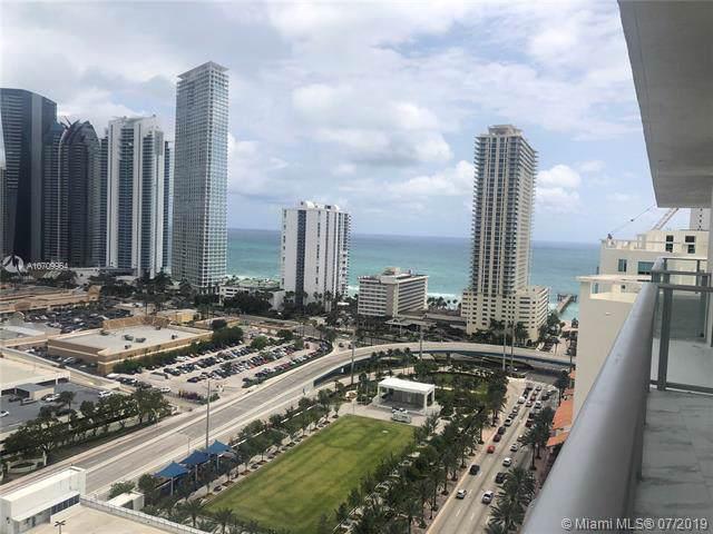 300 Sunny Isles Blvd #2203, Sunny Isles Beach, FL 33160 (MLS #A10709964) :: Lucido Global