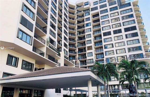 540 Brickell Key Dr #1203, Miami, FL 33131 (MLS #A10709978) :: Berkshire Hathaway HomeServices EWM Realty