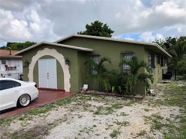970 NW 109th St, Miami, FL 33168 (MLS #A10709996) :: Grove Properties