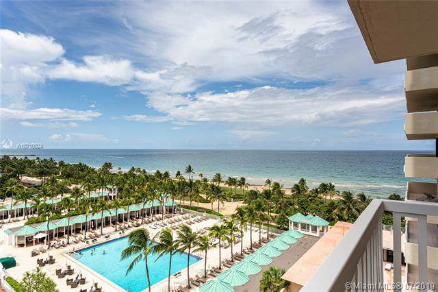9801 Collins Ave 9C, Bal Harbour, FL 33154 (MLS #A10710024) :: ONE Sotheby's International Realty