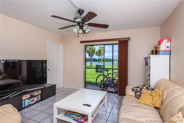 14873 SW 104th St 6-103, Miami, FL 33196 (MLS #A10710136) :: The Brickell Scoop