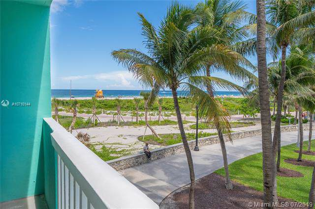 301 Ocean Dr #207, Miami Beach, FL 33139 (MLS #A10710144) :: Laurie Finkelstein Reader Team