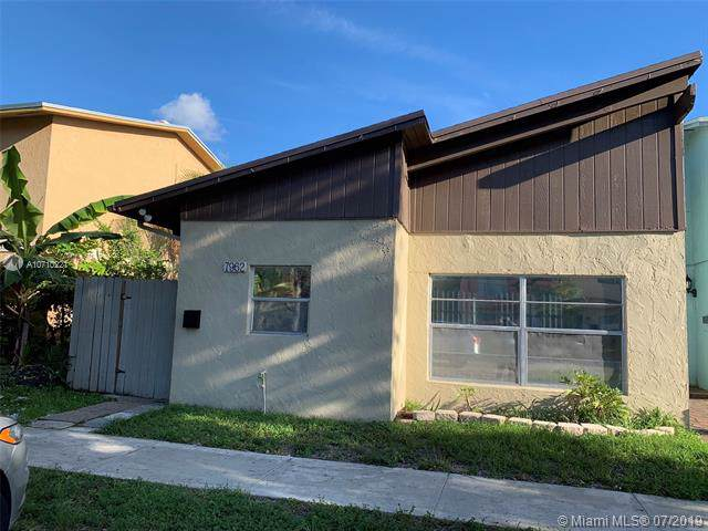 7962 SW 7th St, North Lauderdale, FL 33068 (MLS #A10710221) :: The Jack Coden Group