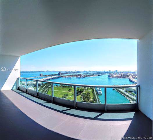 900 Biscayne #3305, Miami, FL 33132 (MLS #A10710253) :: ONE Sotheby's International Realty