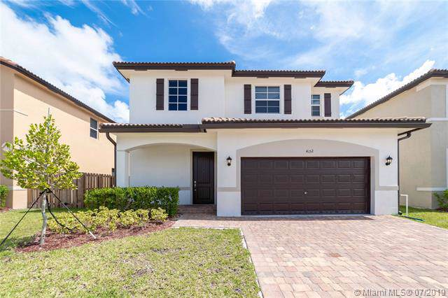 4152 NE 20th St, Homestead, FL 33033 (MLS #A10710306) :: The Jack Coden Group