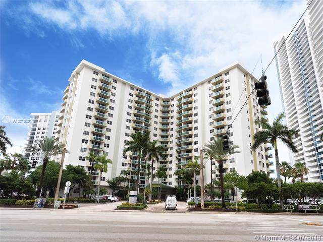3001 S Ocean Dr #1041, Hollywood, FL 33019 (MLS #A10710401) :: The Teri Arbogast Team at Keller Williams Partners SW