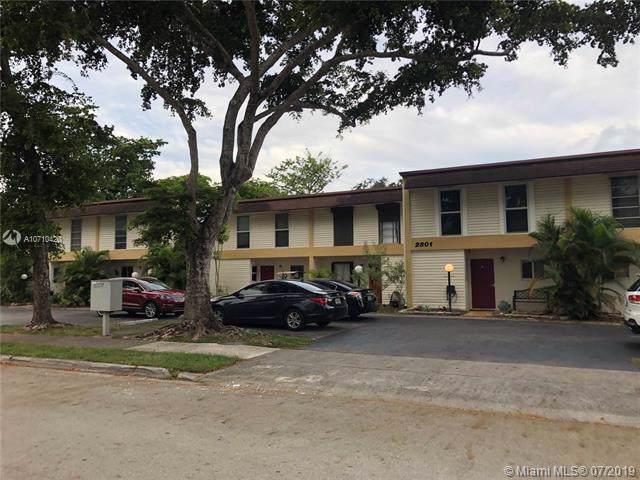2801 N 34th Ave 16B, Hollywood, FL 33021 (MLS #A10710420) :: The Brickell Scoop
