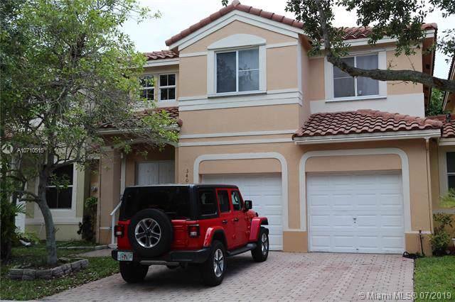 3408 SW 171st Ave #3408, Miramar, FL 33027 (MLS #A10710515) :: The Paiz Group