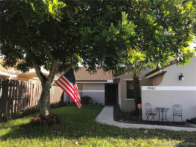 11980 Brim Way, Cooper City, FL 33026 (MLS #A10710581) :: Castelli Real Estate Services