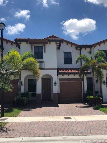 102 102 CT #8821, Doral, FL 33178 (MLS #A10710666) :: The Riley Smith Group