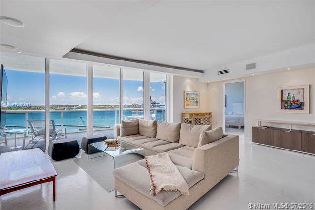 400 Alton Rd #1206, Miami Beach, FL 33139 (MLS #A10710814) :: Laurie Finkelstein Reader Team