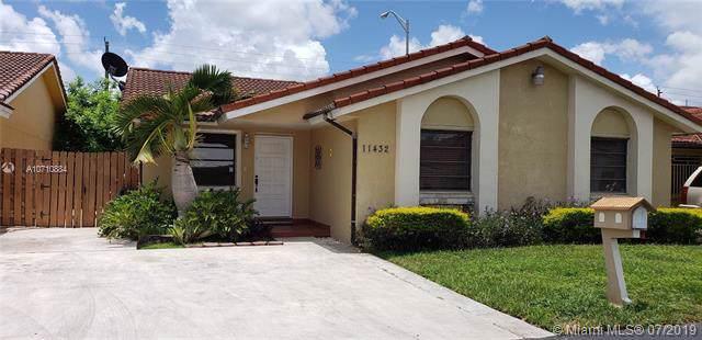 11432 SW 75 Te, Miami, FL 33173 (MLS #A10710884) :: Laurie Finkelstein Reader Team