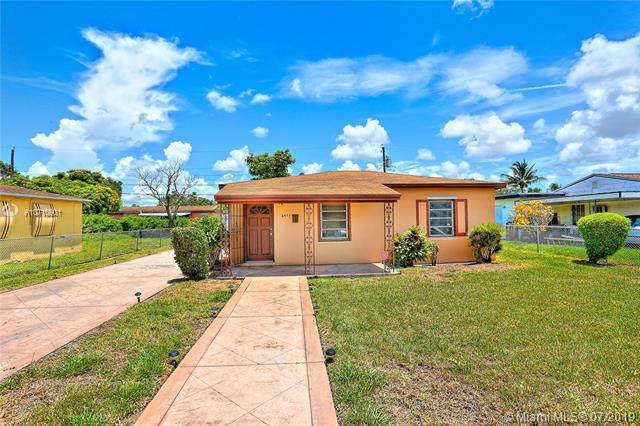 2471 NW 153rd St, Miami Gardens, FL 33054 (MLS #A10710901) :: The Jack Coden Group