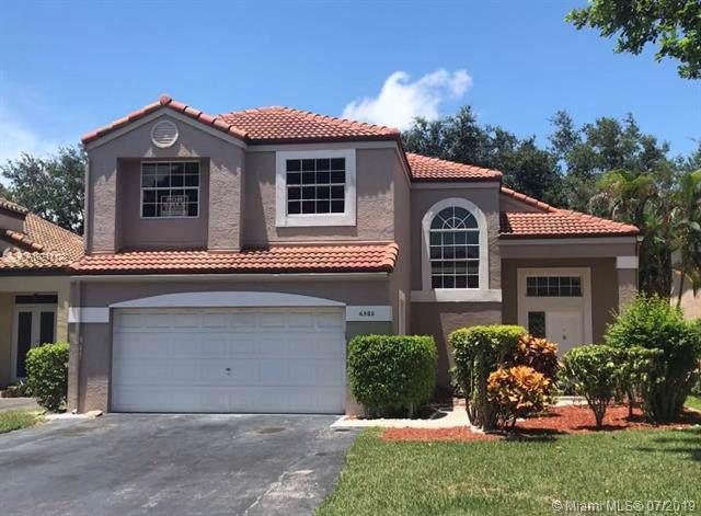 6385 NW 77th Pl, Parkland, FL 33067 (MLS #A10711128) :: GK Realty Group LLC