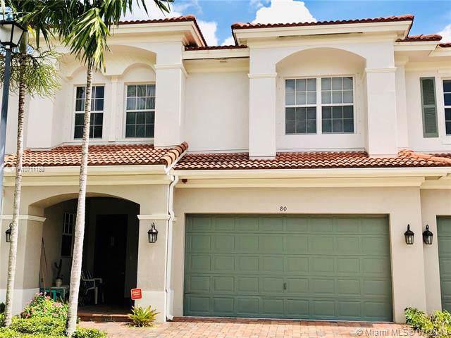 80 Nottingham Pl #80, Boynton Beach, FL 33426 (MLS #A10711189) :: Castelli Real Estate Services