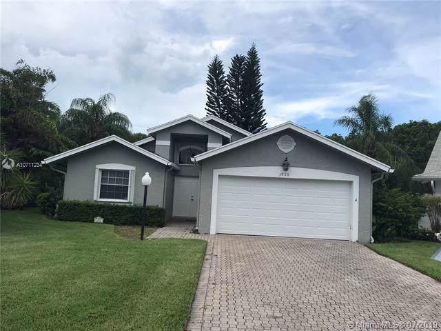 3950 Dafilee Cir, West Palm Beach, FL 33417 (MLS #A10711234) :: Castelli Real Estate Services