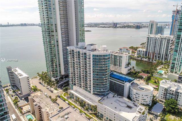 480 NE 30th St #1703, Miami, FL 33137 (MLS #A10711348) :: Laurie Finkelstein Reader Team