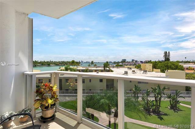 900 Bay Dr #319, Miami Beach, FL 33141 (MLS #A10711441) :: Grove Properties