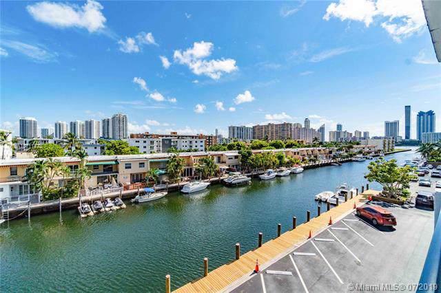 3703 NE 166th St #404, North Miami Beach, FL 33160 (MLS #A10711472) :: The Brickell Scoop