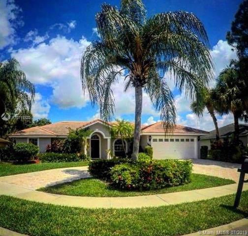 154 Elysium Dr, Royal Palm Beach, FL 33411 (MLS #A10711520) :: Grove Properties