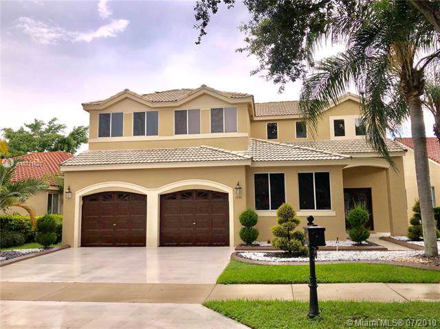 1336 Camellia Cir, Weston, FL 33326 (MLS #A10711621) :: The Riley Smith Group