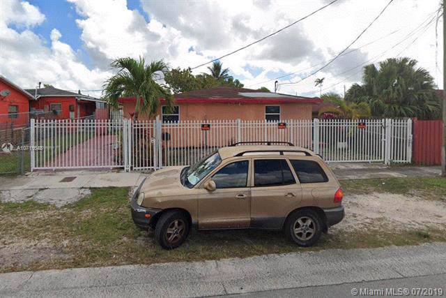 2991 NW 31st Ave, Miami, FL 33142 (MLS #A10711648) :: The Teri Arbogast Team at Keller Williams Partners SW
