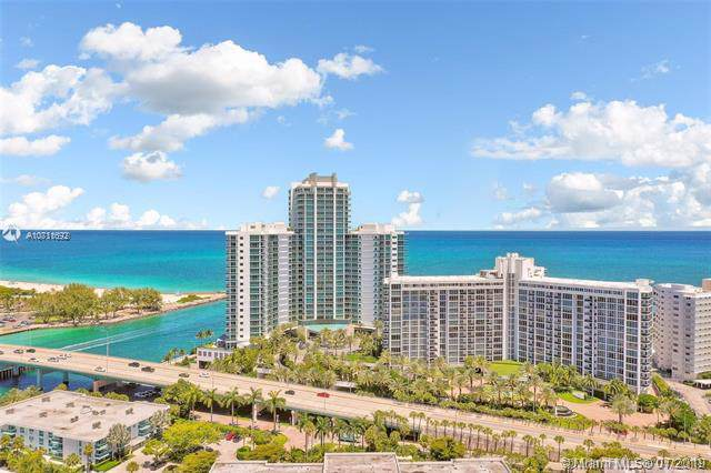 10275 Collins Avenue #1415, Bal Harbour, FL 33154 (MLS #A10711692) :: ONE Sotheby's International Realty