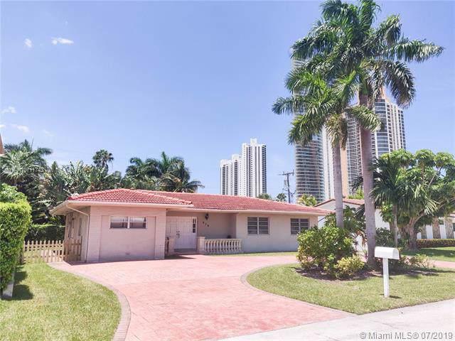 215 187 St, Sunny Isles Beach, FL 33160 (MLS #A10711743) :: Grove Properties