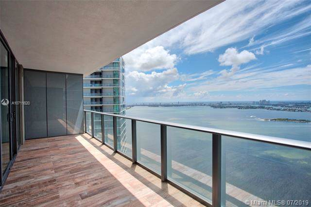 650 NE 32nd St #4805, Miami, FL 33137 (MLS #A10711820) :: Laurie Finkelstein Reader Team