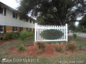 1713 Dixon Blvd #153, Cocoa Beach, FL 32926 (MLS #A10711845) :: The Riley Smith Group