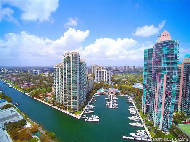 3330 NE 190th St #717, Aventura, FL 33180 (MLS #A10711927) :: Green Realty Properties